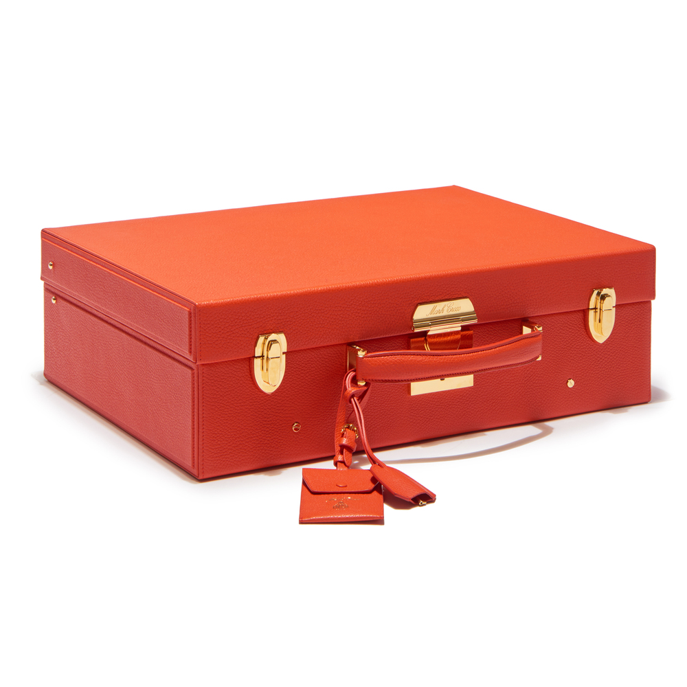 Grace Trunk 50cm - Bright Red