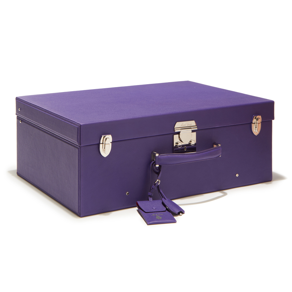 Grace Trunk 60cm - Purple