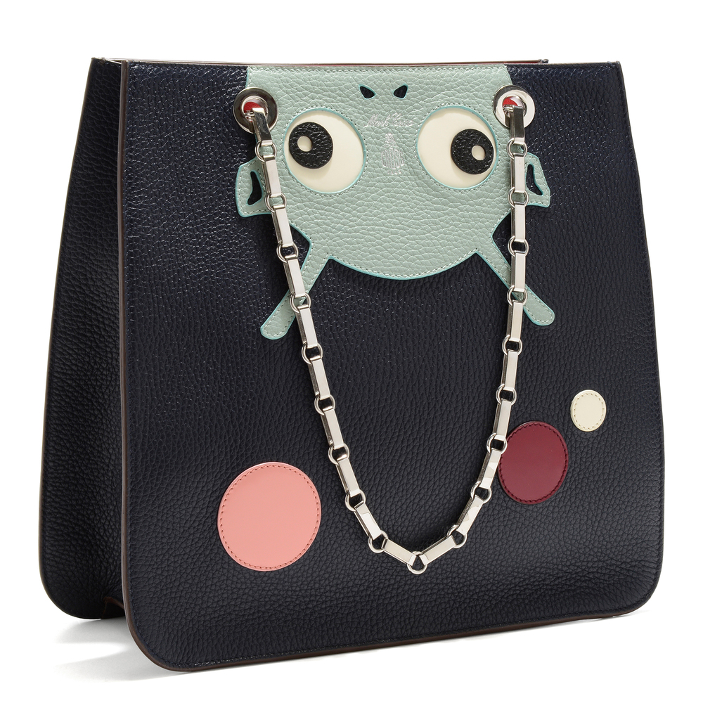 Francis Chain Tote - Alien Cut Out