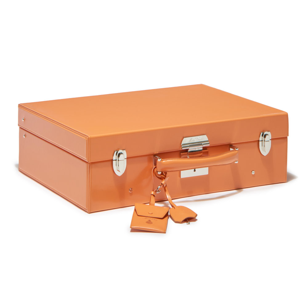 Grace Trunk 50cm - Soft Orange