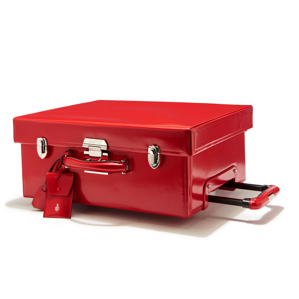 The Grace Trolley - Red