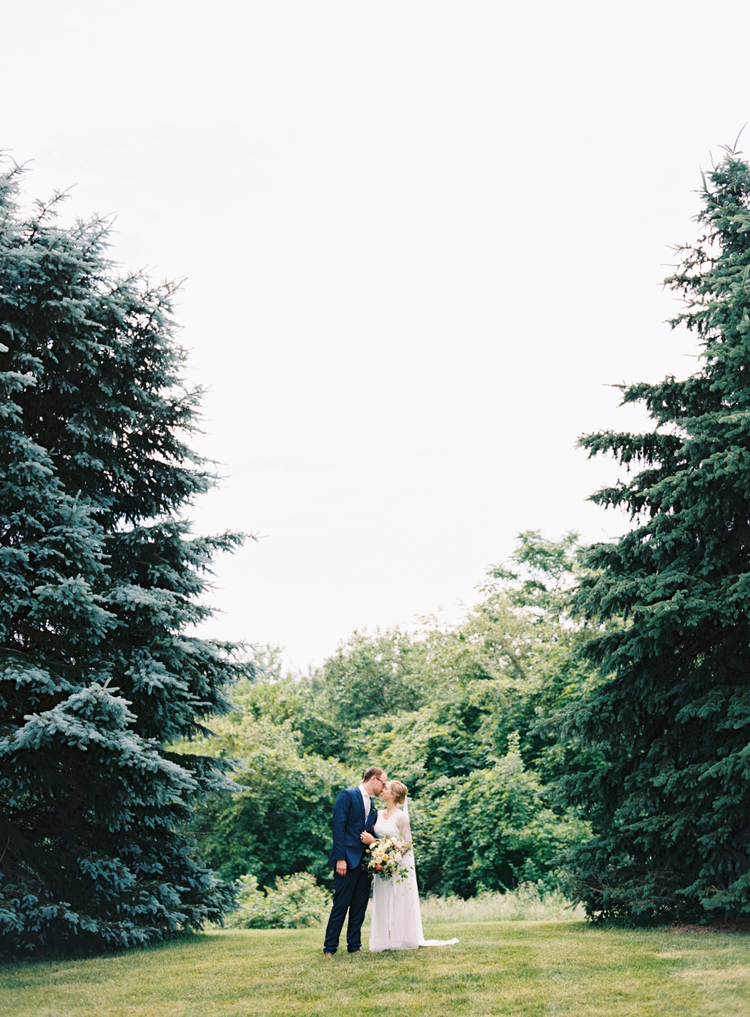 Emily + James