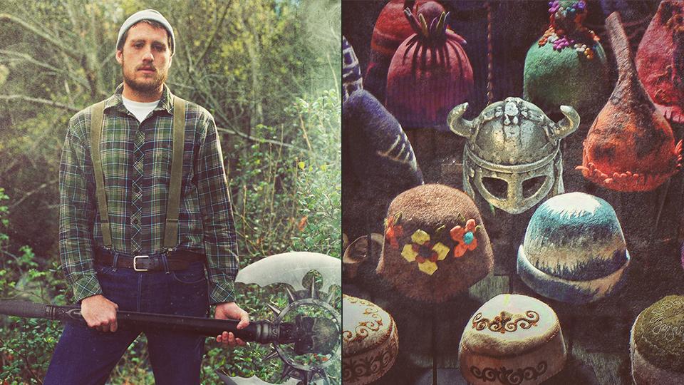 Fantasy Lives: Lumberjack + Toques