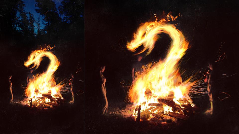 Fantasy Lives: Bonfire