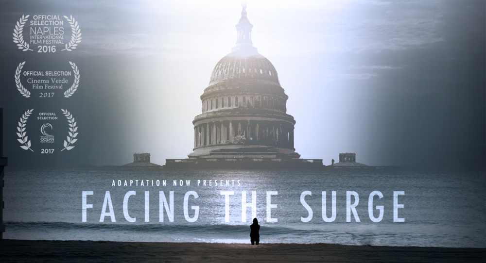 Facing the Surge - In Norfolk, VA. thousands of hard-working Americans find themselves on the front line against an expanding ocean. Although they cannot reverse the tides alone, there is hope.