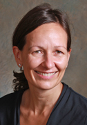 Sabine Mueller, MD, PhD.