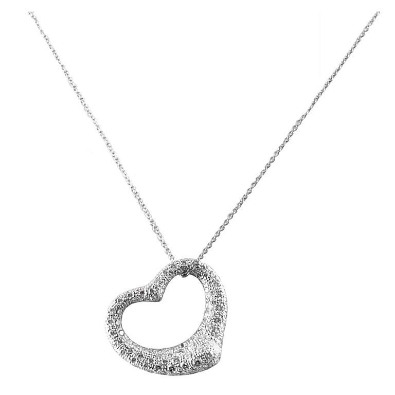 Tiffany co elsa peretti open heart pendant raf rare antique tiffany co elsa peretti open heart pendant raf rare antique fine jewels aloadofball Choice Image