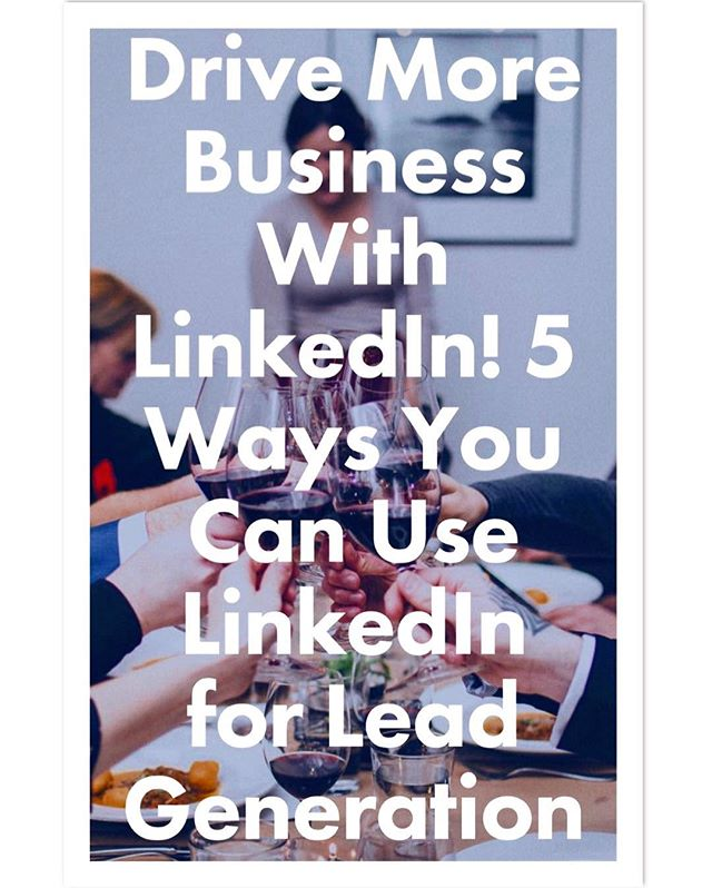 LinkedIn is blowing up. 500 million people are on it and it's growing by two new users a second. If used correctly, it can be a great source of leads nurturing and new business. . In the ShakeBlog today, I added a few tips on how you can use LinkedIn to increase awareness as an expert in your field and how you can find more leads if you just know where to look. Check out my bio for the link. . .  #linkedin #linkedinlife #linkedinmarketing #linkedintips #marketing #digitalmarketing #leadgeneration #entrepreneur #entrepreneurship #leadgen #localbusiness