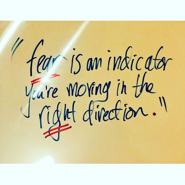 5-4-3-2-1... here we go. Right into the wind. ... Fav quote from Grant Cardone on my whiteboard. . . . . #grantcardone #uncleg #whiteboard #fear #marketing #digitalmedia #socialmedia #garyvee #socialmedia #businesstips #entrepreneuradvice #entrepreneuer #entrepreneurship #seo #media #contentmarketing #sales #online #startups #localbusiness #money #internet #strategy #socialmediamarketer #publicidad #marketingstrategy #quotes #melrobbins