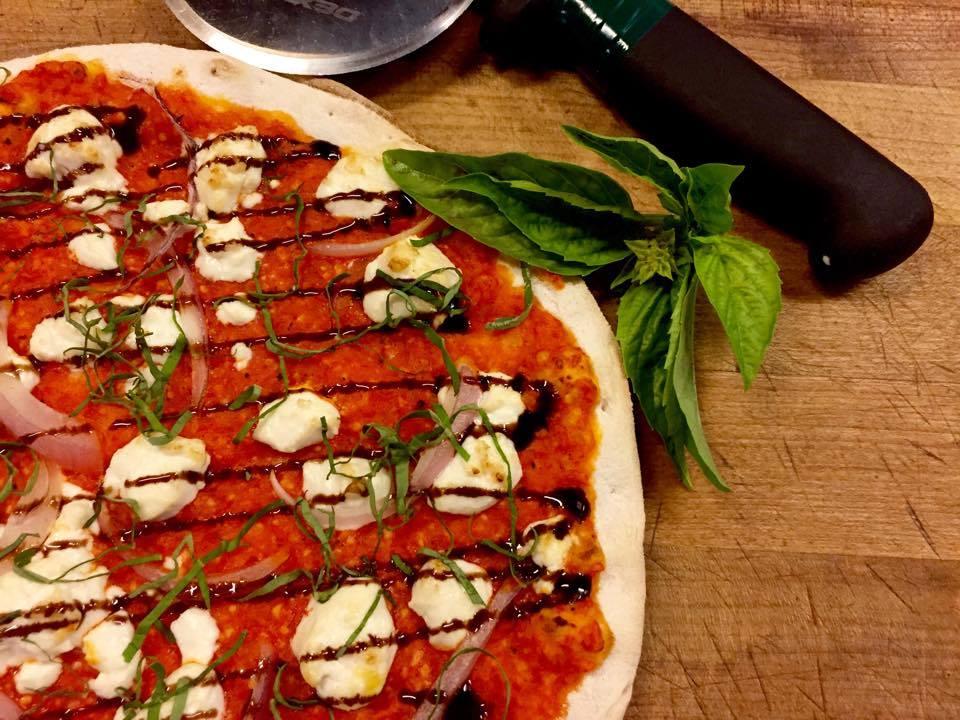 Image: Gusto Pizza Co, Des Moines Iowa