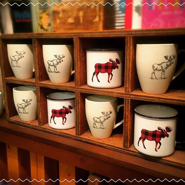 Nobody mooses with my morning coffee!  Moose Mugs for your favourite Canadian!  #moose #moosemug #canada #shoplocal #supportlocal #blackdiamondalberta #yycshopping #turnervalley #shoplocal #diamondvalley #fall #autumn
