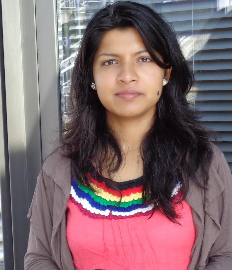 Uditha Bagchi BS Bio - Master student