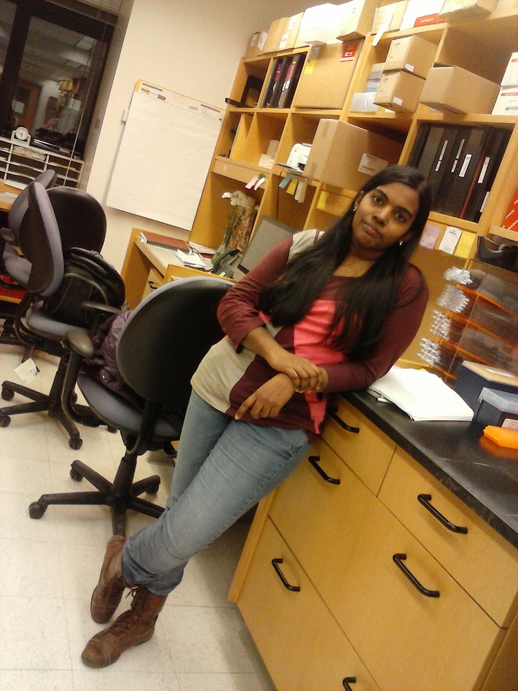 Muthu Lakshmi Muthu BS Bio - Technician