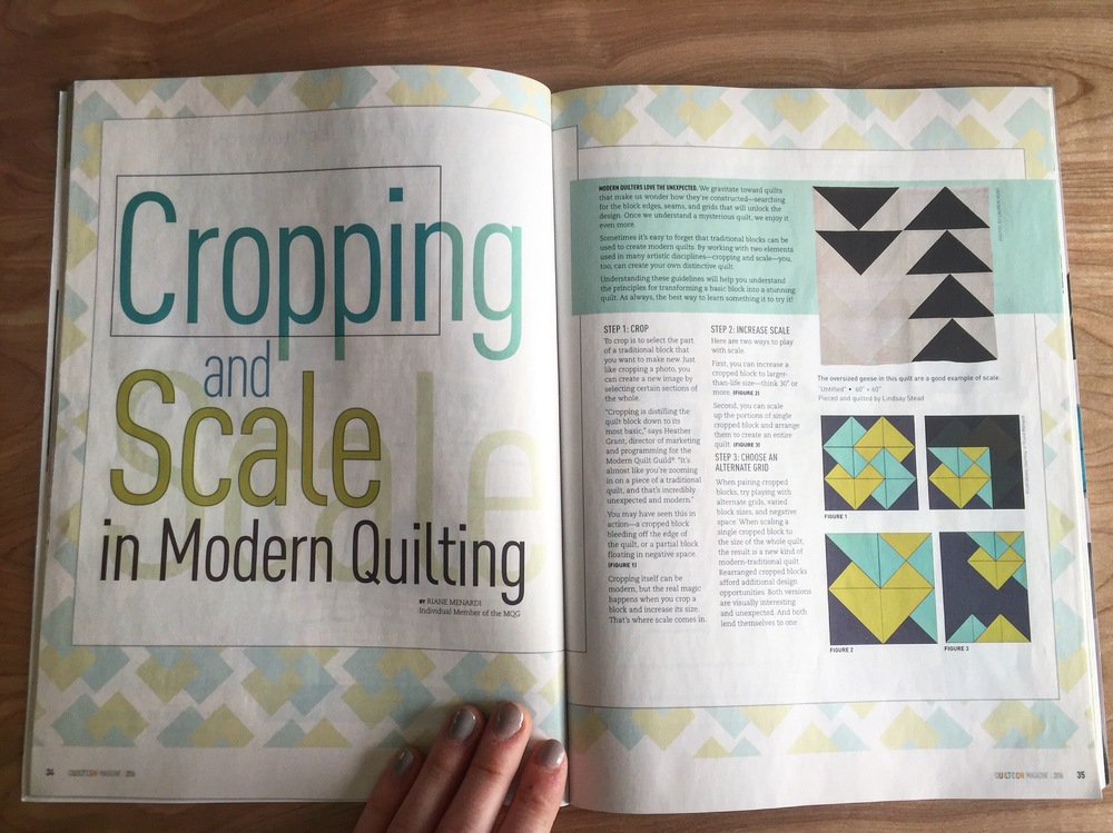 QuiltCon Magazine