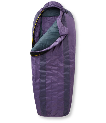 Big Agnes Women's LuLu  Available in Petite and Regular Comfortable down to 15° Weight: 3lb 5oz - 3lb 10oz