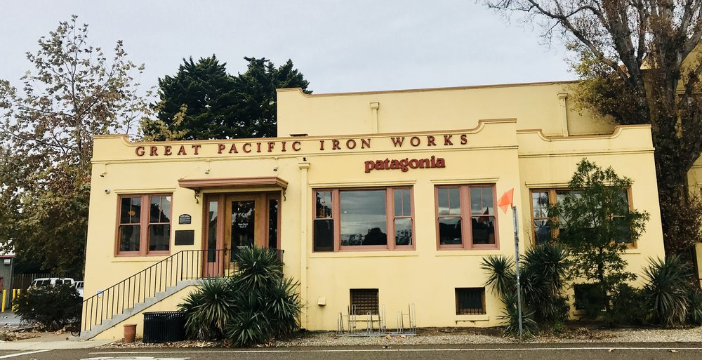 Welcome to Patagonia headquarters in Ventura, California.