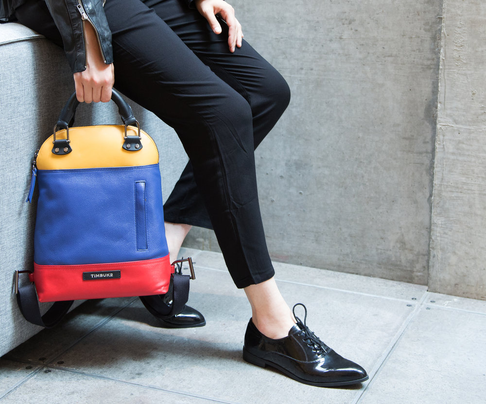 Timbuk2 knows color and style.