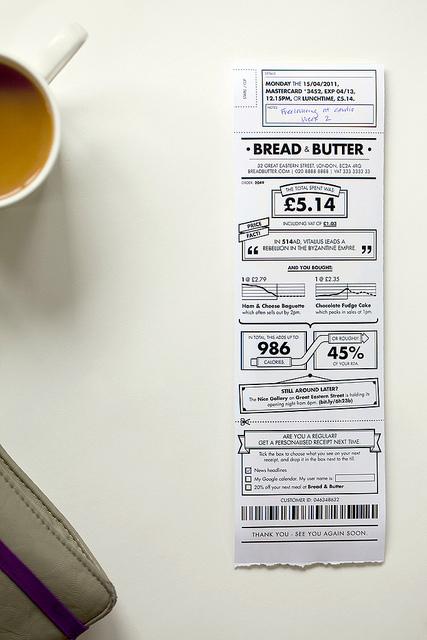 dirtyspacenews : Rethinking receipts.  (via  Quipsologies )
