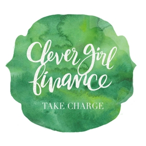 CLEVER GIRL FINANCE logo
