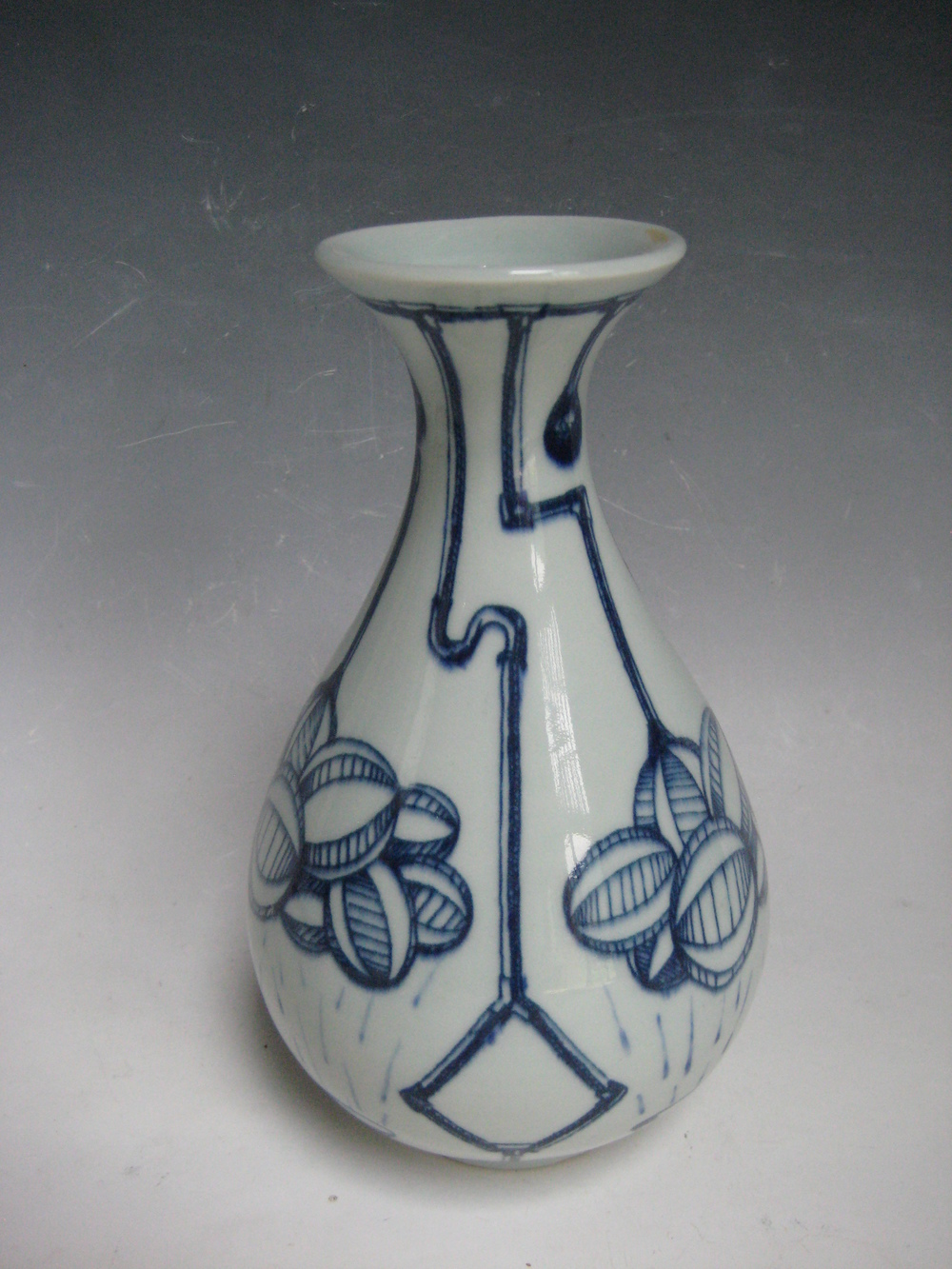 Low Clouds Vase