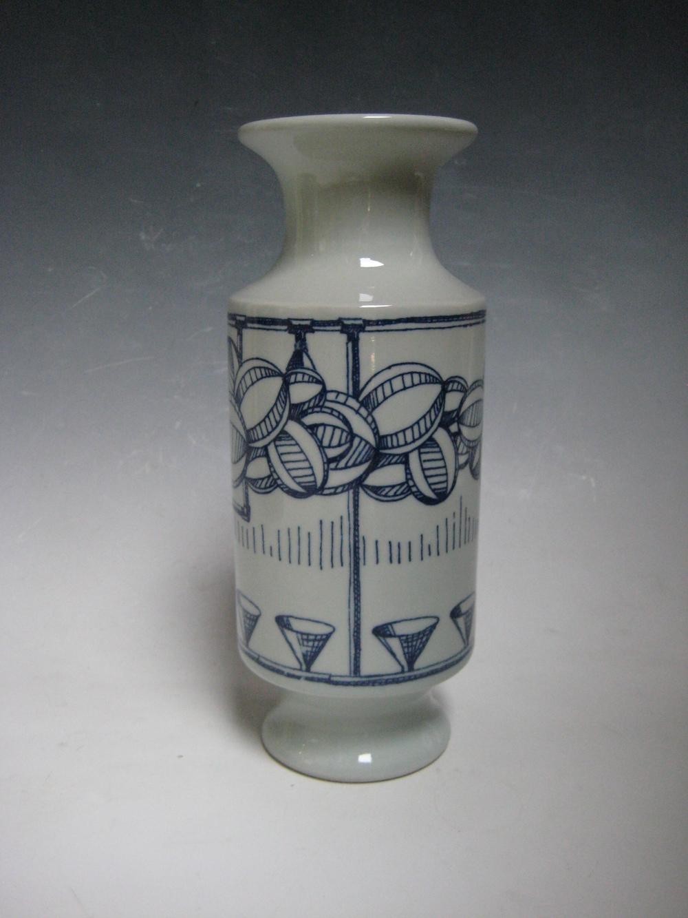 Rain Vase