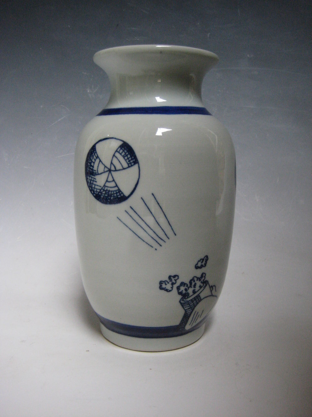 Cannons Vase