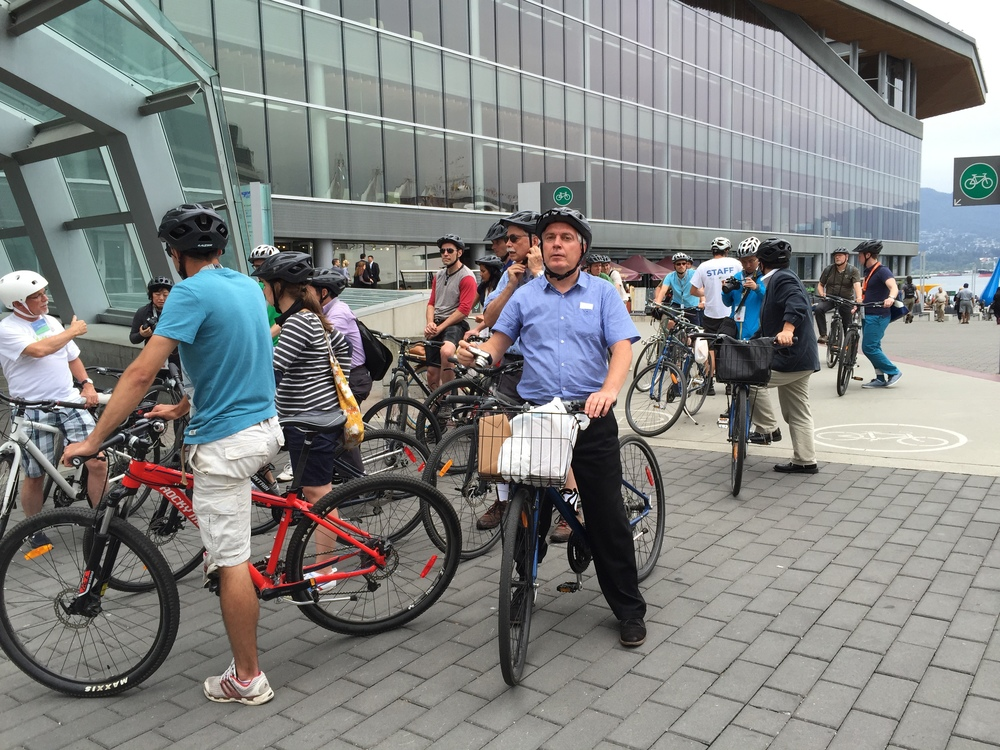 Vancouver Bike Tour