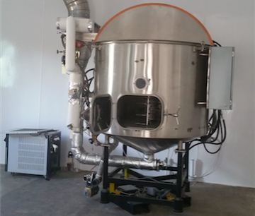 Oregon State University recently purchased a micro malter that will be able to produce 200 pounds of malt per run. It should be ready to begin operating in October.