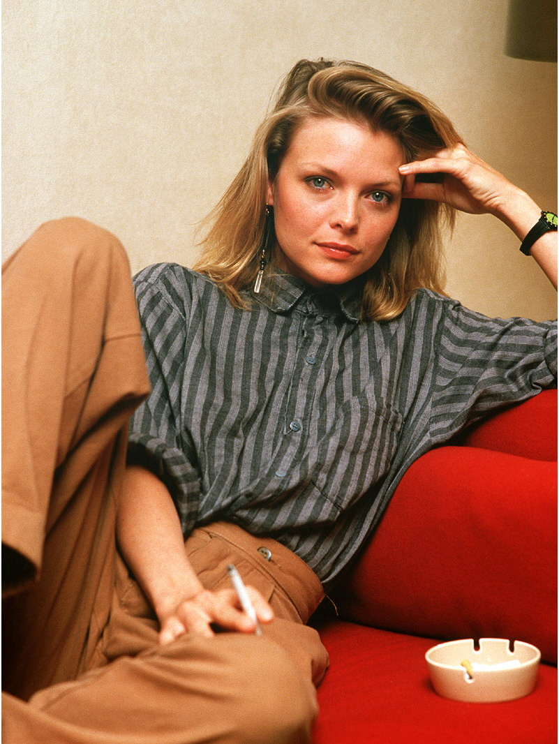 Michelle Pfeiffer Young Michelle Pfeiffer Movie