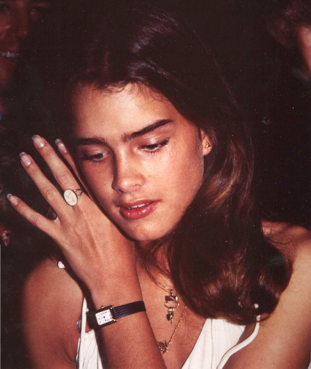 brooke shields young naked Brooke Shields