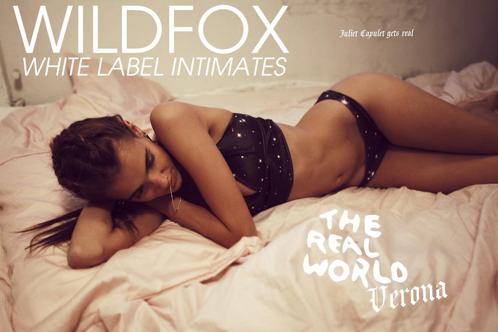 wildfox intimates