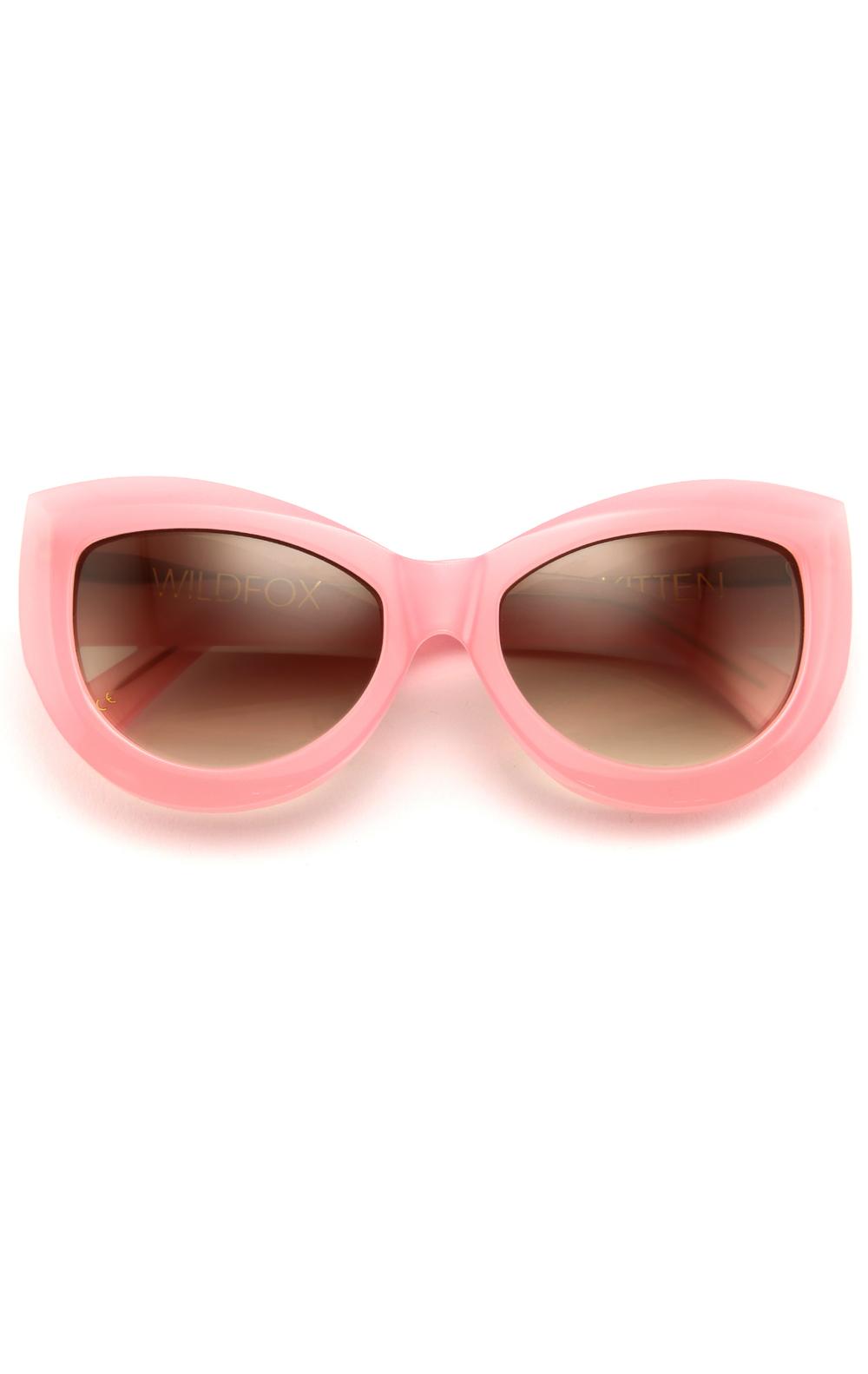 Kitten frame in Pastel pink