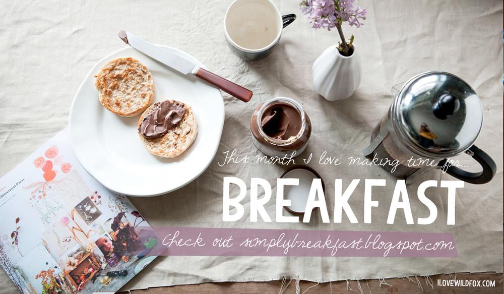 SImply Breakfast blog
