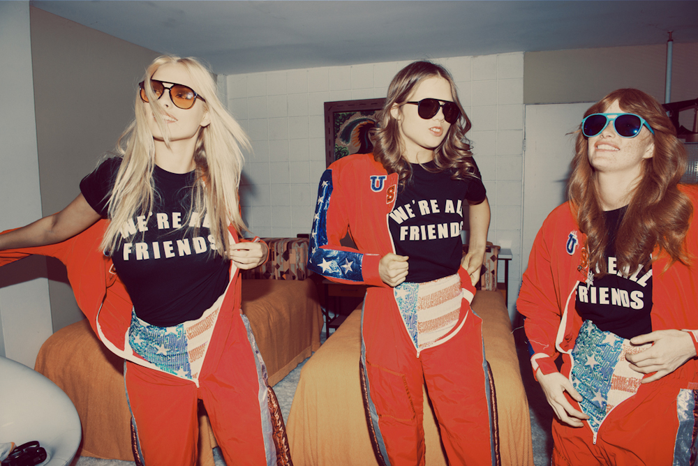 Wildfox couture off duty resort