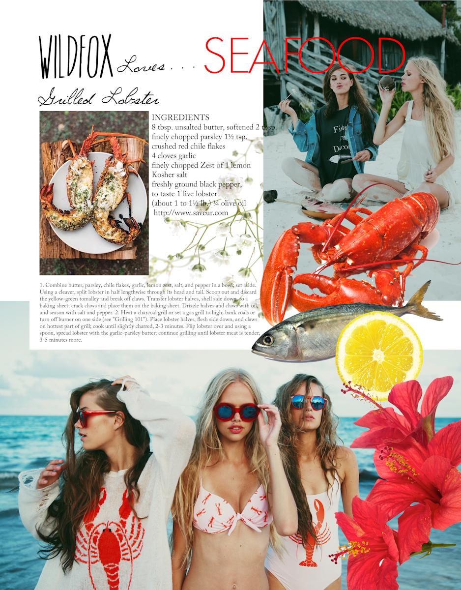 Lagoon, Wildfox, Wildfox Lagoon, Lookbook, Mermaid, Castaway,Summer, Spring, Summer Fashion, Spring Fashion, Tropical Island, Island in the sun, Tropical getaway, Mermaid Lagoon