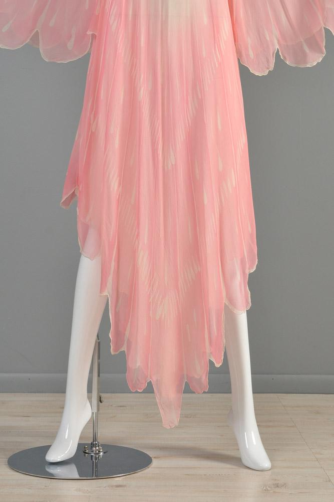 bustown-modern-vintage-oscar-de-la-renta-pink-sheer-scallop-feather-angel-sleeve-midi-dress-007.jpg
