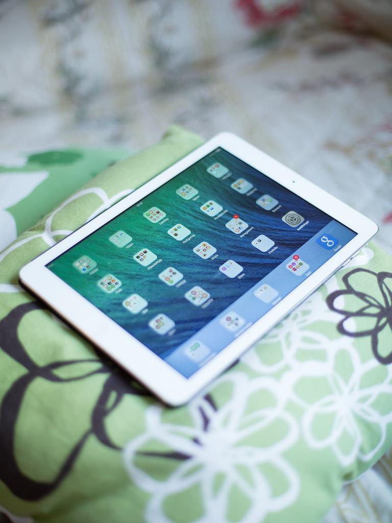 Vit iPad Air