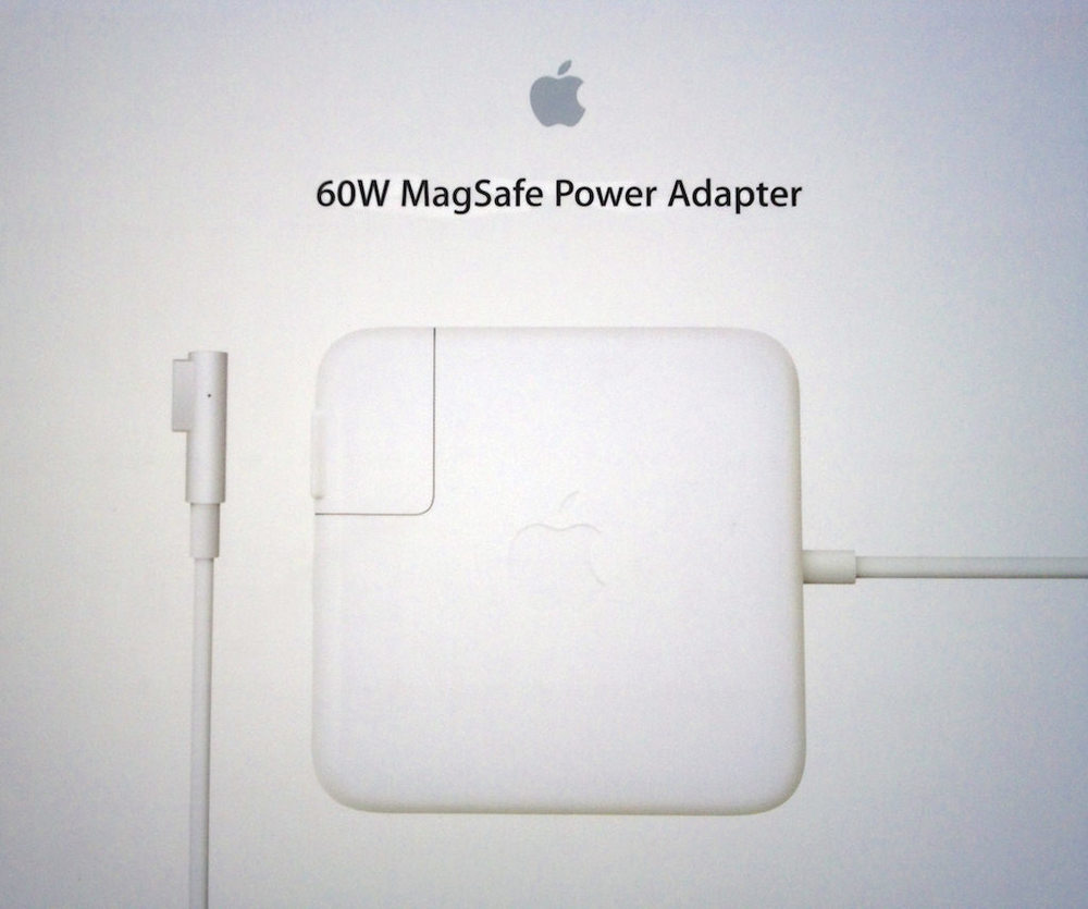Apple 60W Macbook laddare 2