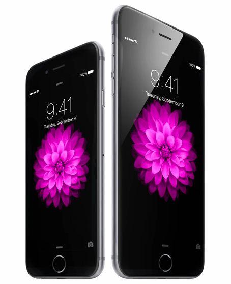 Apple iPhone 6 vs iPhone 6 Plus