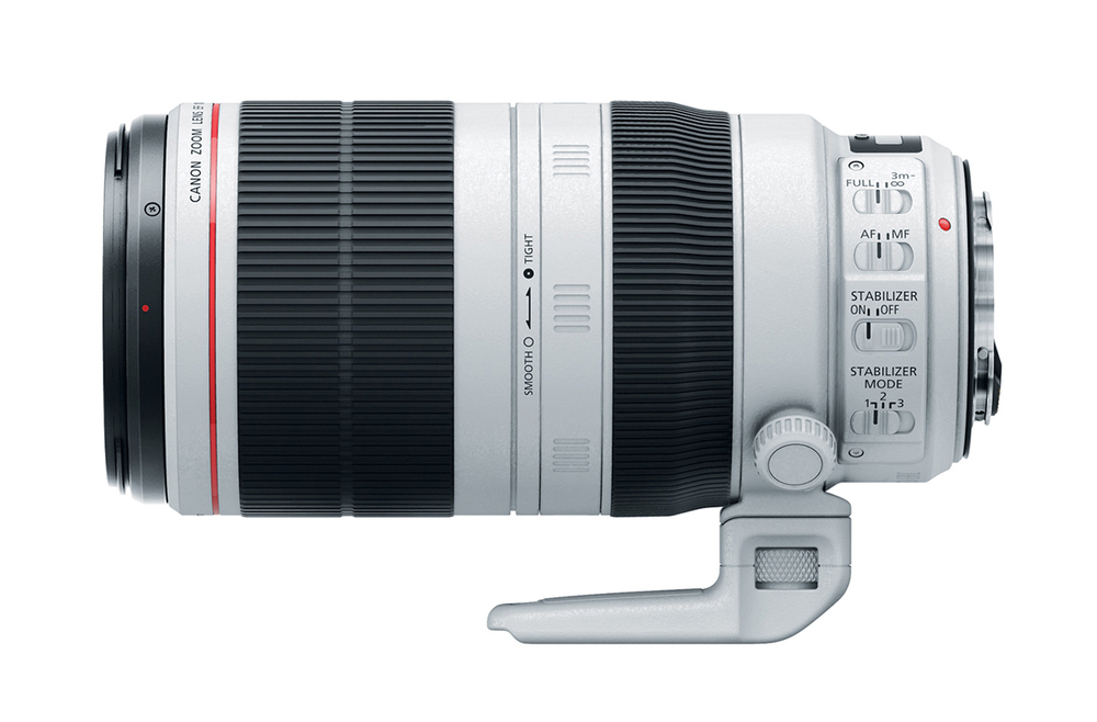 Canon 100-400mm f/4,5-5.6 IS II