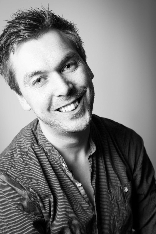 Martin Hugne porträtt