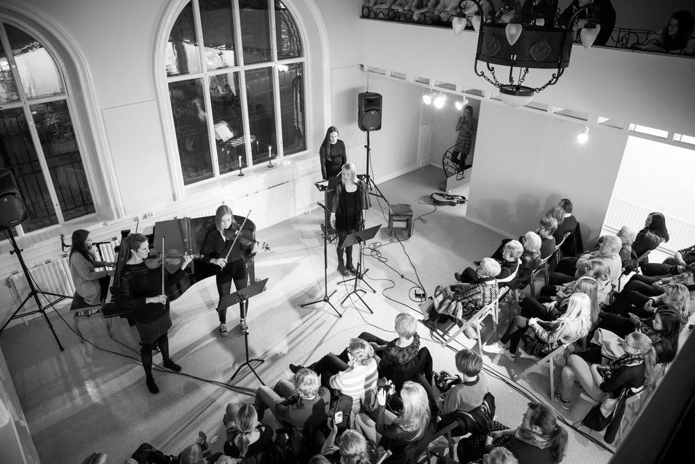 Konsert Konsthall Arvika