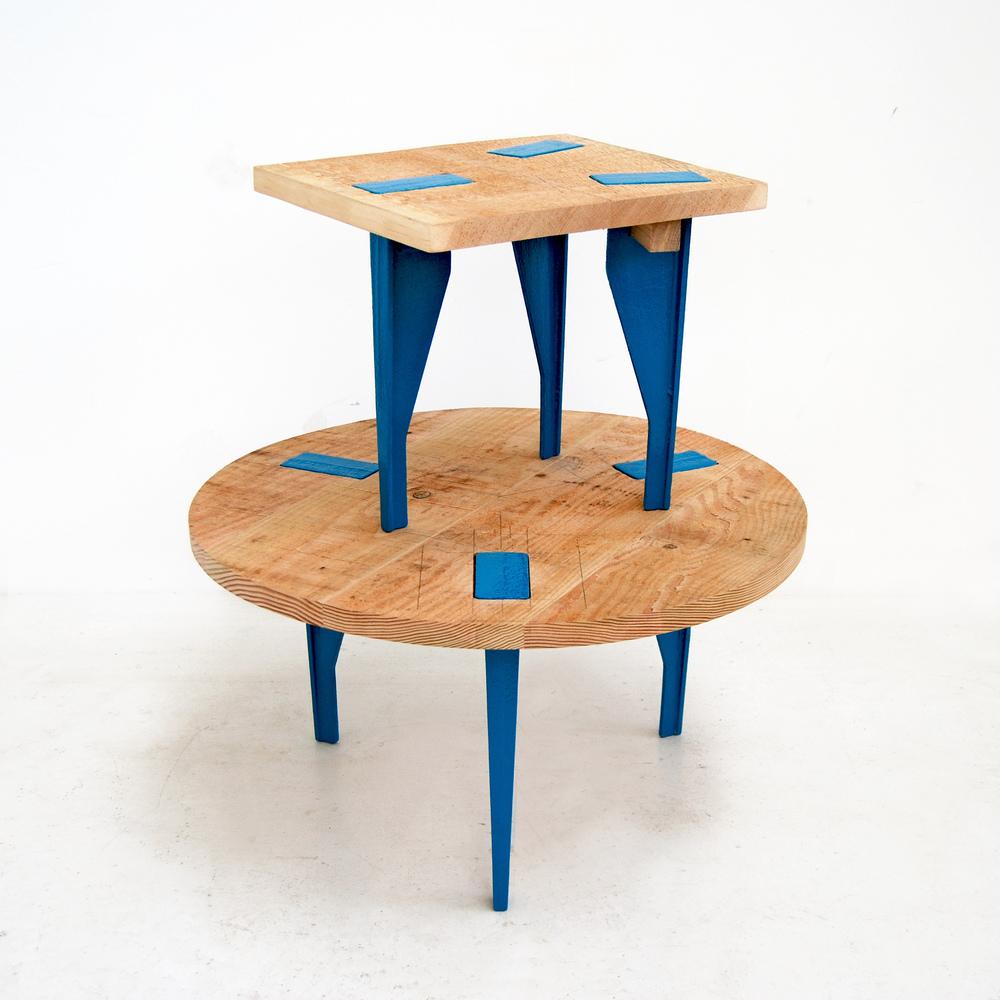 Keel sidetable