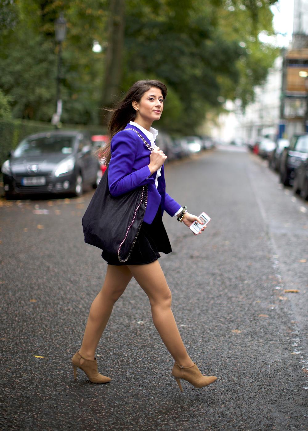 Velvet skirt mimi ikonn - Le blog de mimi ...