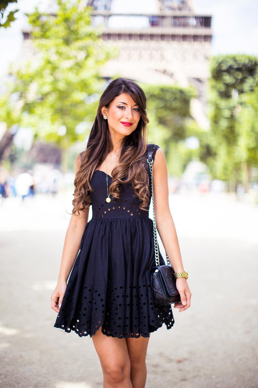 Parisian Style Part 1 Mimi Ikonn
