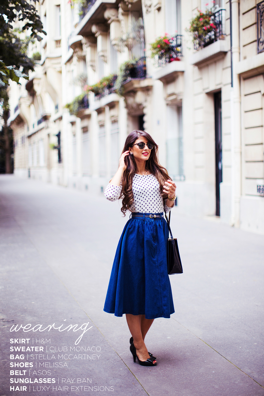 french street fashion