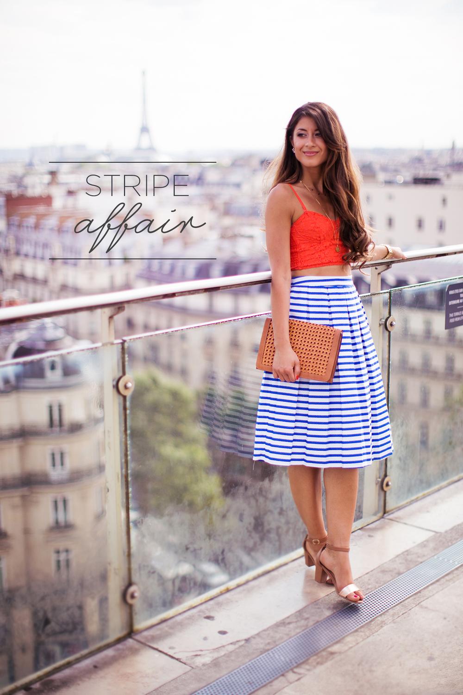 Style Inspiration: Parisian Chic