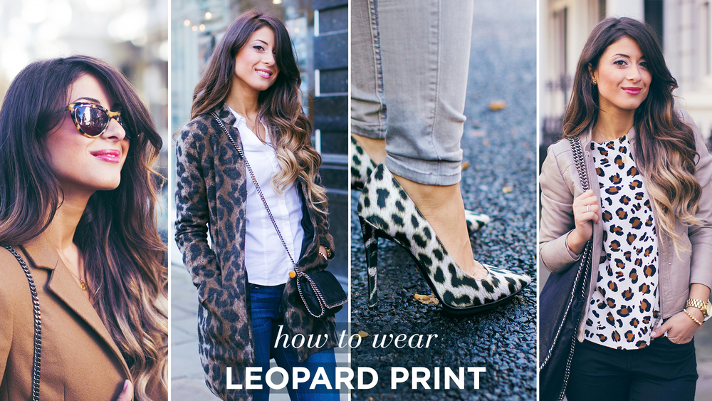 784ddb0cbc58 Leopard print is one of my favorite prints to wear. It's loud, fun and a  bit wild, just like me, haha!