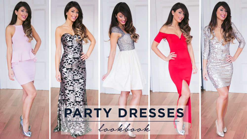 02ed19ddae48 Hi my beautiful friends! This week's fashion video is a bit different -  help me decide which dress I should keep for the Holiday season parties!