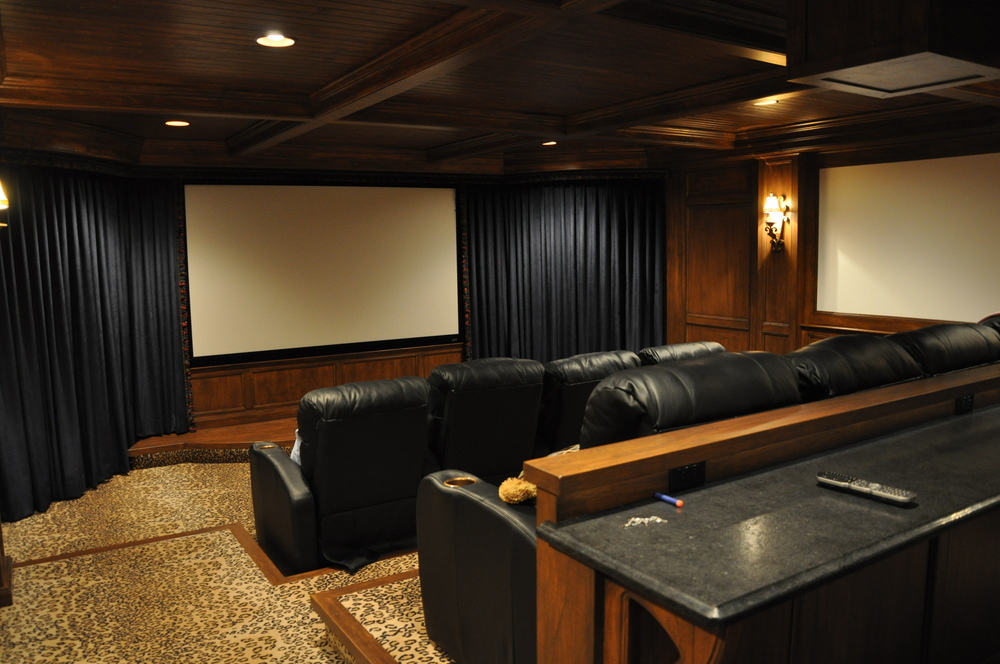 Theatre Rooms